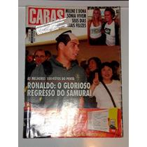Ronaldo Fenomeno Caras Ed.452-07\2002