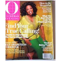 The Oprah Magazine-nov\2011-otimo Estado