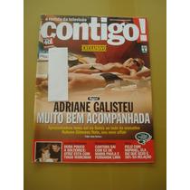 Revista Contigo Adriane Galisteu Carolina Dieckmann Eliana