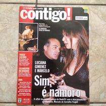 Revista Contigo 14/10/2004 1517 Luciana Gimenez E Marcelo