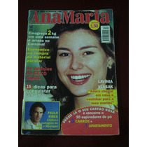 Revista Ana Maria Lavínia Vlasak Daniela Perez Ano 1997 N°17