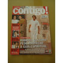 Revista Contigo Rodrigo Santoro Angélica Fatima Bernardes