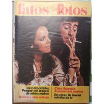 Fatos E Fotos 1970 - Sfat/ Regina Duarte/ Leila Diniz/ Karin