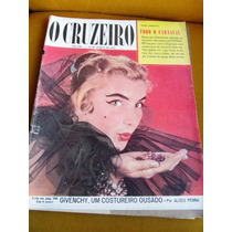 Cruzeiro 1957 Carnaval Wilza Carla Eloina Vedetes Givenchy