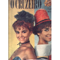 O Cruzeiro 1959.carnaval.bailes,fantasias.jk.juscelino.vedet