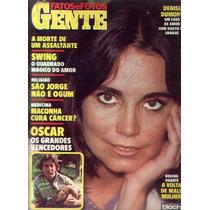 Fatos E Fotos 1980.regina Duarte.kátia.maria Alcina.capoeira