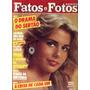 Fatos E Fotos 1983.lucia Verissimo.yul Brynner.niemeyer.moda