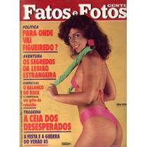 Fatos E Fotos 1984.edna Velho.canoa Quebrada..rock.elvis