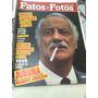 Revista Fatos E Fotos Gente Nº 1.155 Outubro 1983