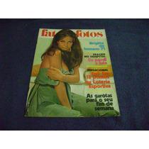 Fatos E Fotos 531 - Abr/71 Brigitte Bardot/angela Davis