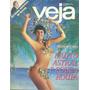 Revista Veja - 1986 - Monique Evans / Roberto Carlos