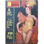 Manchete 1961 - Miss / Anita Stuart / Cinema Brasileiro