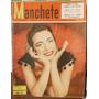 Manchete 1957 - As 10 Mais Certinhas Despidas / Cubatão /