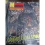 Revista Manchete Histórica - O Brasil Chora Senna. Cobertura