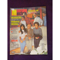 Revista Manchete - Sequestro Roberto Medina