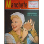 Manchete No.150. Fevereiro De 1955.ginger Rogers Na Capa
