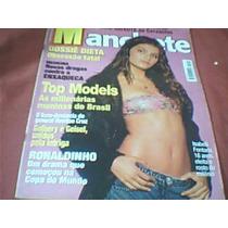 Rev.manchete Nº 2505- Isabelli Fontana-marcos Palmeira-césio
