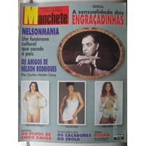Revista Manchete 2251alexandra Negrini Cláudia Raia Milla Ch