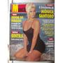Revista Manchete 2267 Monica Santoro A Ex. Senhora Romário