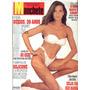 Manchete 1992.luiza Brunet.chico Anisio.zelia.buzios.moda