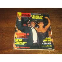Manchete Nº 1608 Fev/1983 Editora Bloch Capa: Xuxa E Pelé