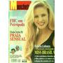 Manchete 1996.miss Brasil.petropolis.ruth Escobar.tartaruga