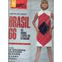 Manchete 1966.brasil 66.gary Grant,petroleo.moda.ibrahim Sue