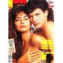 Manchete Ed.1793-agosto\1986-luiza Brunet+paulo Ricardo