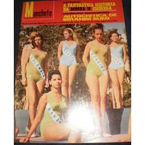 Manchete Nº 796 - 1967 Miss Universo