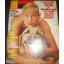 Manchete Nº 1868 - 1988 Xuxa - Mike Tyson