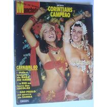 Manchete Fev 1980 Fábio Jr Gloria Pires Corinthians Campeão