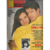 Revista Manchete 1993.daniela Perez.roberta Close.xuxa.moda