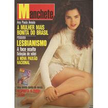Manchete 1993.ana Paula.seleção.eliane Giardini.miss Brasil