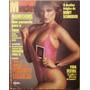 Manchete 1981 - Xuxa / Pepita / Miss Brasil / Rubens Falco
