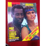 Revista Manchete Xuxa Rei Pelé Roman Polansky Chubby Checke