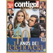 Contigo! A Revista Da Televisão, 40 Anos De Telenovela Divas