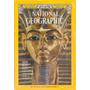 Tutankhamon Revista National Geografica Americana 1977 Rara