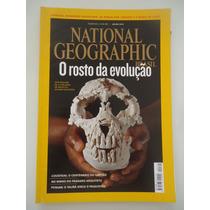 National Geographic Brasil #124 Ano 2010 Rosto Da Evolução