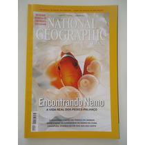 National Geographic Brasil #118 Ano 2010 Peixe Palhaço