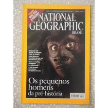 National Geographic Brasil #61 Ano 2005 Homens Da Pré-histór