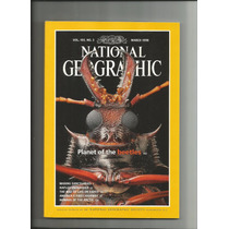 National Geographic - Revista - 1998 - March