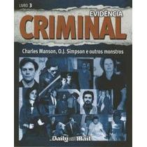 Revista Evidência Criminal Volume 3 ***lacrada***