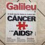 Revista Galileu Set 2003 146 Cura Do Câncer E Da Aids?