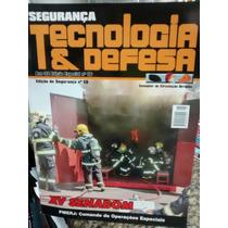 Tecnologia & Defesa Ed Segurança - Xv Senabom