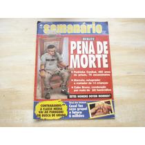 Revista Semanário - Nº 195 - Abril De 1992 - Pena De Morte