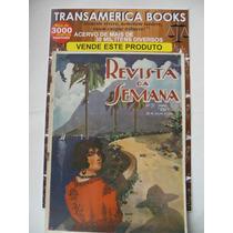 Revista: Revista Da Semana Nº 31 - 26/07/1924 - V. Doméstica
