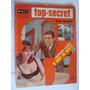 Revista Top Secret Nº 14 1969 Fotoaventura O Raio Da Morte