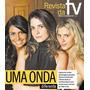 Revista Tv Cláudia Abreu Ohana Maitê Proença Antonelli