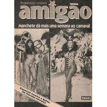 Amigão 89 Carnaval Miss Carnaval Moraes Moreira Sandra Bréa