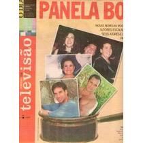 Jornal Da Televisão 2001 Cláudia Raia Regina Duarte Miguel